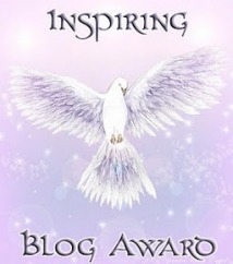Inspiring Blog Award...