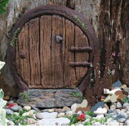 Woodland sprites front door