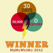 Winner of NaNo