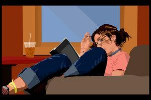 engrossed___vector__by_superladysarah
