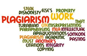 PlagiarismWordle
