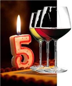 5th-birthday-wine
