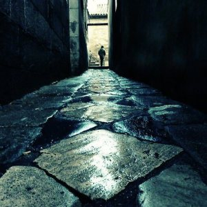 paved corridor