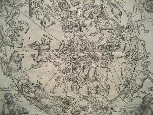 Celestial Map 1515