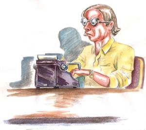 Dutiful writer