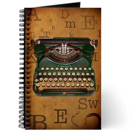 typewriter_journal