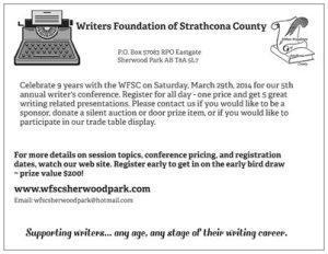 WFSC Conference postcard back