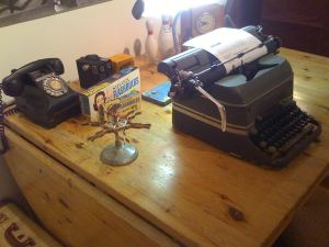 writing desk 1