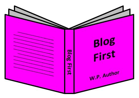 Blog First