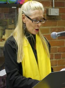 Lisa Audreys reading 1