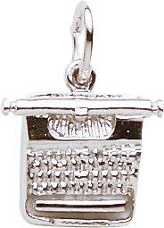 typewriter pendent
