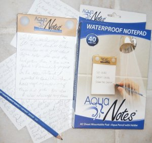water notes
