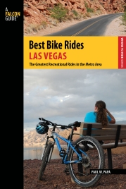 Best Bike Rides of Las Vegas Cover