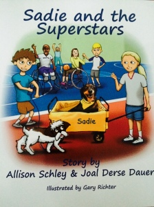 Sadie and the Superstars Cover