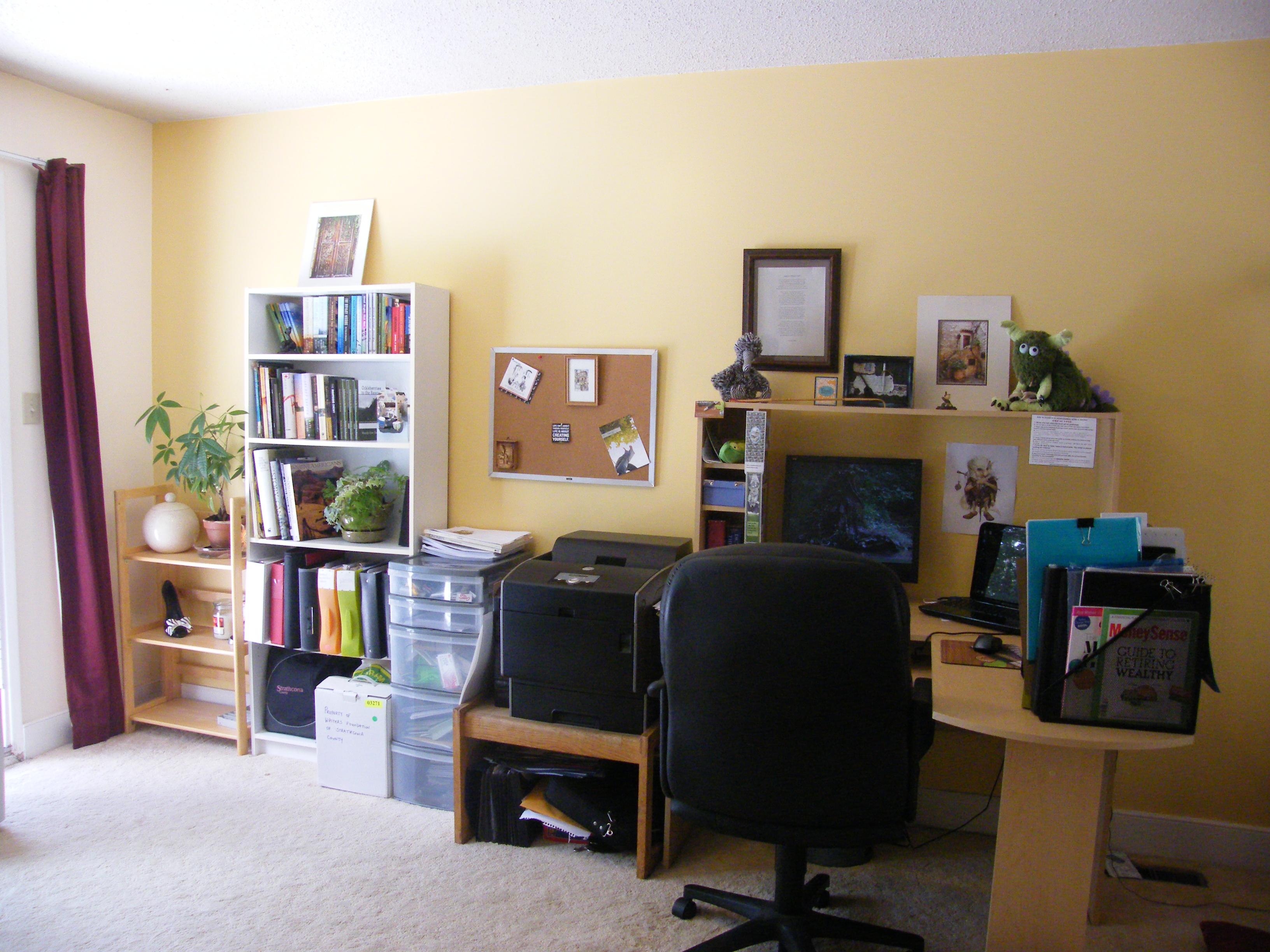 new writing desk