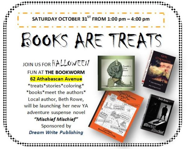 books are treats 2015 icon