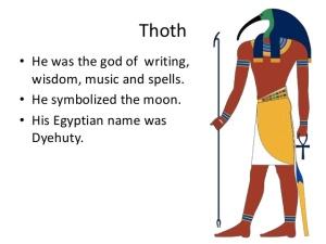 thoth 1