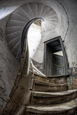 castle stair