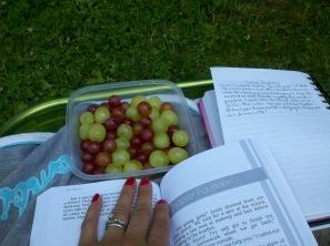 book-snacks
