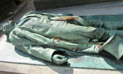 lying-down