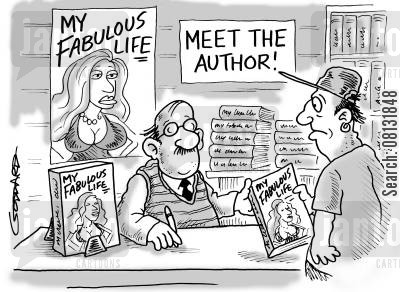 'Meet the Author!'