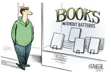 books-without-batteries