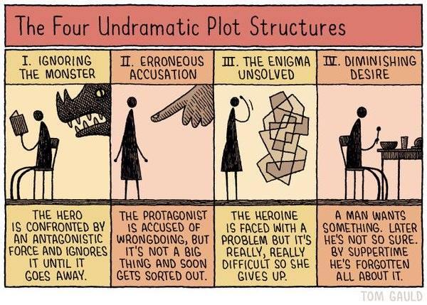 author humor