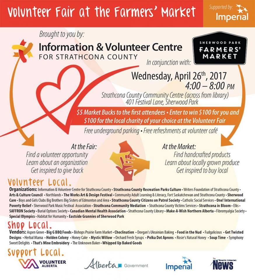 volunteer fair 2017