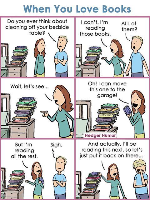 reader humor
