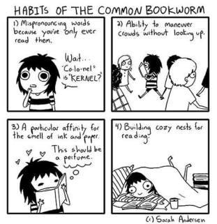 common bookworm