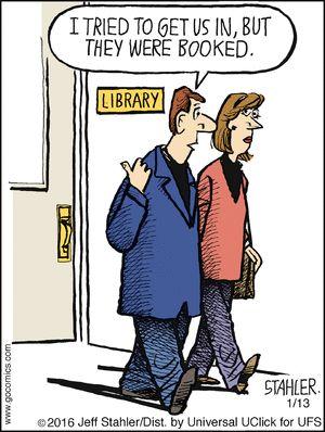 library joke