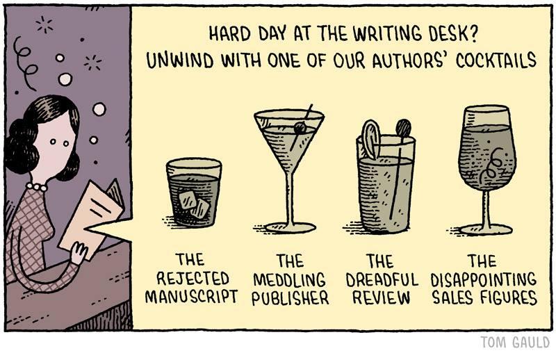 writer cocktail