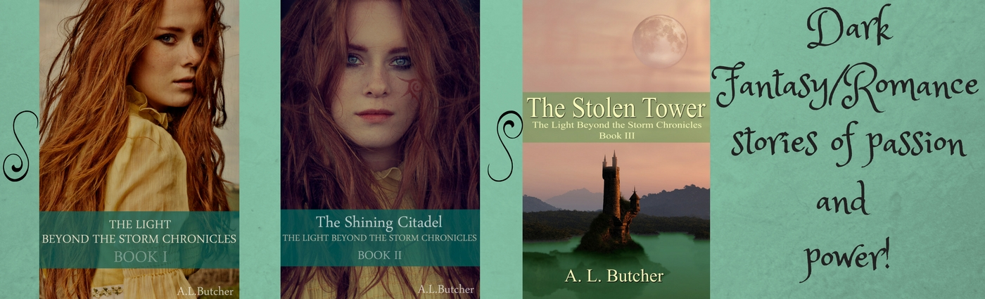 The Light Beyond the Storm Chronicles Banner