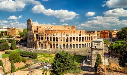 Coliseum-in-Rome