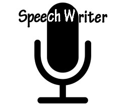 speech writer