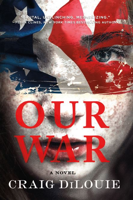OUR WAR final cover
