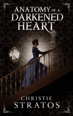 Anatomy of a Darkened Heart ebook cover