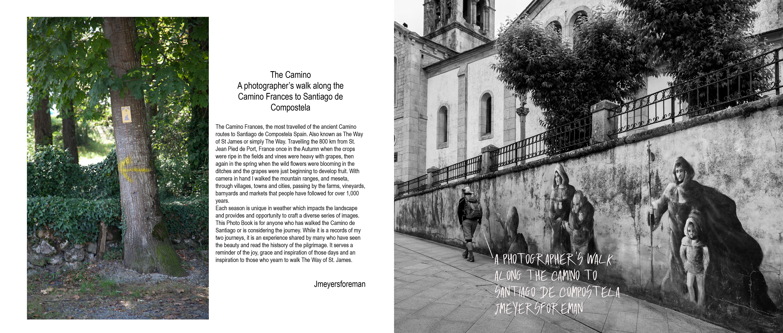 Camino Book draft Nov 19, 2019 Cover