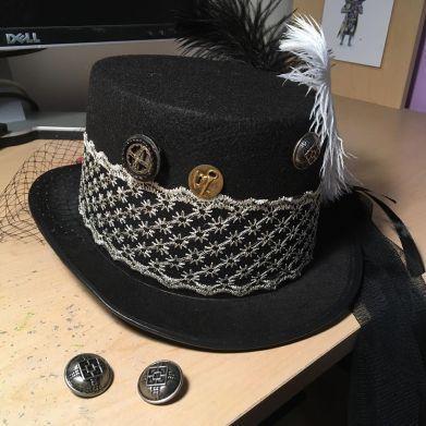 my steam hat