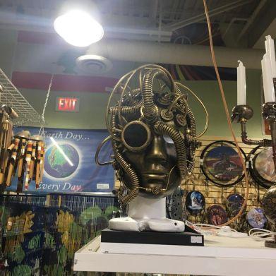 steam mask