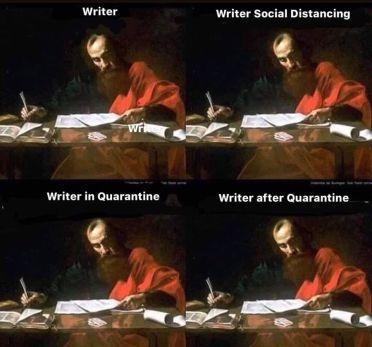 writer isolate