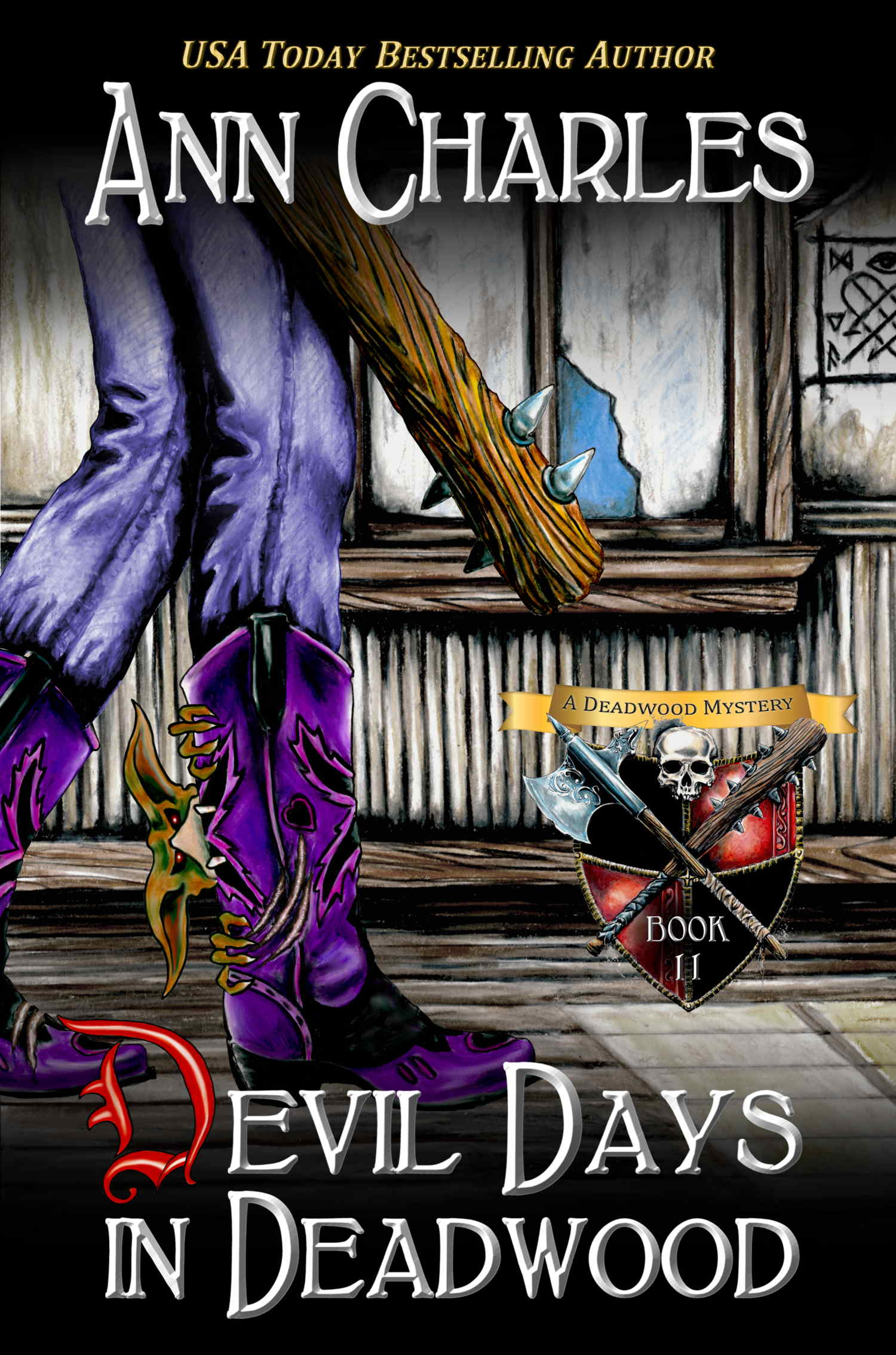 Devil Days Cover