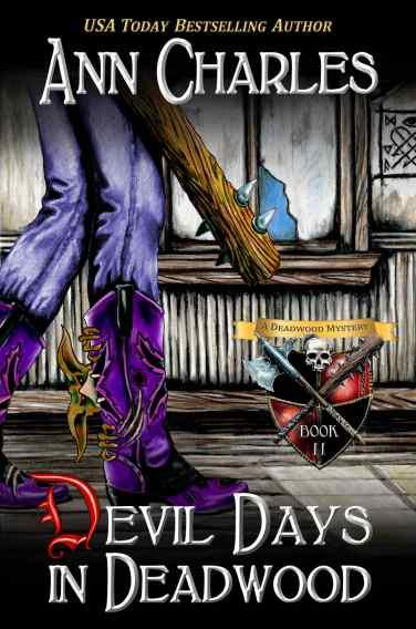 Devil Days Cover